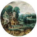 Hans Bol (Attr.) - Landscape with Elias and the Widow of Sarepta.jpg