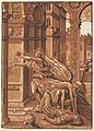 Hans Burgkmair I, The Lovers Surprised by Death, NGA 34657.jpg