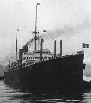 SS Deutschland (1900) - SS Hansa