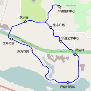 Happy Line route map.png