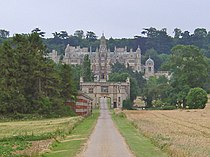 Harlaxton Manor, near Grantham - geograph.org.uk - 30272.jpg