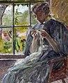 Harriet Campbell Foss - The Seamstress.jpg