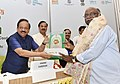 Harsh Vardhan presenting the awards, at the State Environment Ministers' Conference, as part of the World Environment Day celebrations, in New Delhi.JPG