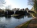 Hatton Locks on the Grand Union Canal - geograph.org.uk - 1074497.jpg