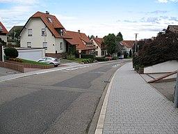 Hauptstraße in Ettlingen
