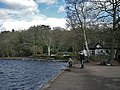 Having fun at Bracebridge Pool - geograph.org.uk - 1755290.jpg
