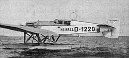 Heinkel HE 6 L'Aéronautique November,1927.jpg