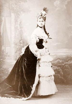 Hélène de Pourtalès - Image: Helene de Pourtales c 1900