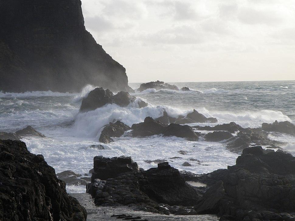 Heltnarnar Vagur Suduroy Faroe Islands