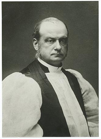 Henry C. Potter - Image: Henry Codman Potter Bischof