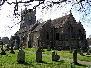 Henstridge - Image: Henstridge church