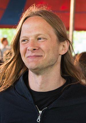 Herman Geijer - Geijer in 2015.
