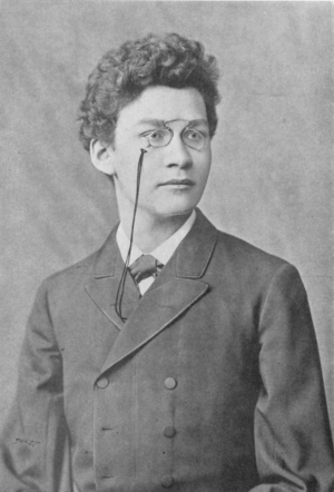 Hermann Minkowski - Minkowski in 1883, at the time of being awarded the Mathematics Prize of the French Academy of Sciences