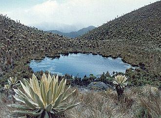 Las Hermosas National Natural Park - Image: Hermosas JAL