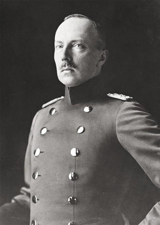 Hessenin prnssi Friedrich Karl - Prince Frederick Charles of Hesse