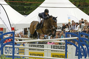 Jessica Springsteen - Jessica Springsteen on Vindicat W at Wiesbaden 2013