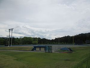 Hida City Sun-Sports Land Furukawa Stadium.jpg