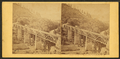High Bridge at Maineville, Catawissa R.R, by Moran, John, 1831-1903.png