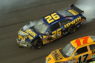 2007 UAW-Ford 500 30th race of 2007 NASCAR Nextel Cup series