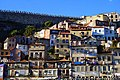Historic buildings along the Douro River, Porto (26474230539).jpg