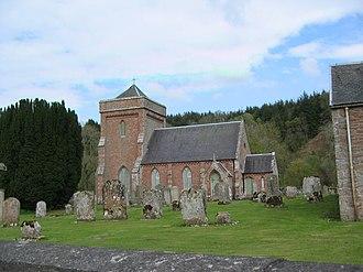 Hobkirk - Image: Hobkirk church 1