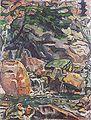 Hodler - Bergbach bei Beatenberg - 1910.jpeg