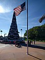 Hollywood Studios Front Entrance for the Holidays (31666161105).jpg
