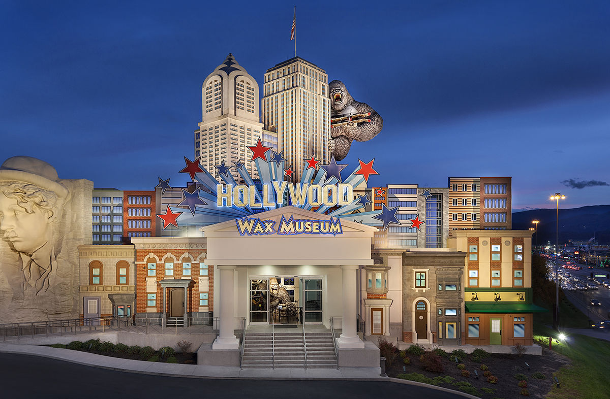 Hollywood Wax Museum Pigeon Forge - Wikipedia