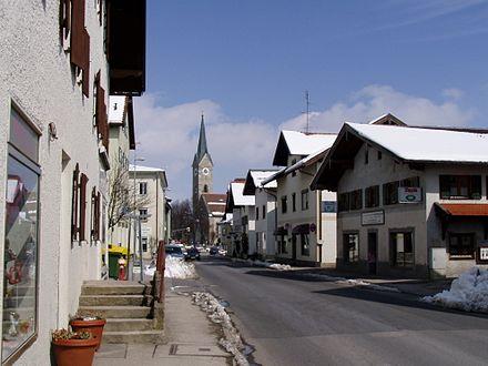 Holzkirchen (Oberbayern) - Wikiwand