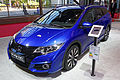 Honda Civic Tourer - Mondial de l'Automobile de Paris 2014 - 002.jpg