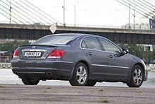 Honda Legend - Wikipedia