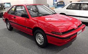 Honda Integra - Wikipedia, la enciclopedia libre
