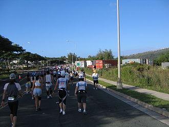 Honolulu Marathon - Honolulu Marathon 2006