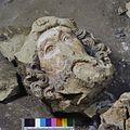 Hoofd van beeld Nicodemus van voormalig Heilige Graf - Woerden - 20216051 - RCE.jpg