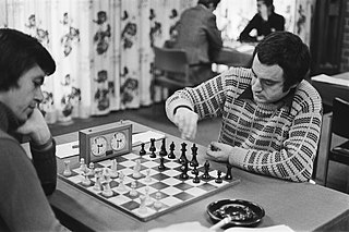 Guðmundur Sigurjónsson Icelandic chess player
