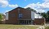 Horley Baptista Templom (új épület), Court Lodge Road, Horley (2016. augusztus) (2). JPG