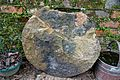 Horsham Stone slab at the north of Nuthurst, West Sussex, England 01.jpg