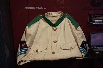 Hospital corpsman - Hospital Steward's Service Coat, U.S Navy Hospital Corps, 1898