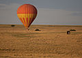 Hot air ballon safari Maasai Mara National Reserve Kenya.jpg
