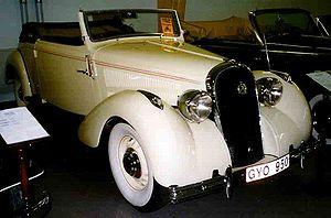 Hotchkiss et Cie - Hotchkiss 686 PN Cabriolet 1937