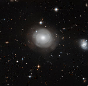 Lenticular galaxy - Image: Hubble image of ESO 381 12