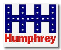 Hubert Humphrey (presidential campaign logo, 1968).jpg