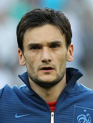 Hugo Lloris - Lloris with France at UEFA Euro 2012
