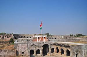 Naldurg - Hulmukh Darwaza, Naldurg fort
