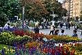 Hungary, Budapest, Downtown- Deak square 07.jpg