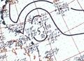 Hurricane Nine analaysis 9 Nov 1948.png