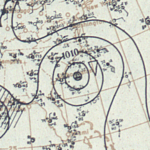 Hurricane Three surface analysis July 30, 1908.png