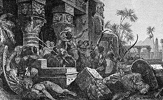 Salitis Egyptian pharaoh