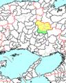 Hyogo Tanba-city Sannan-town.png