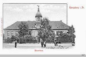 Sackheim - Image: ID003704 B137 Koenigl Waisenhaus